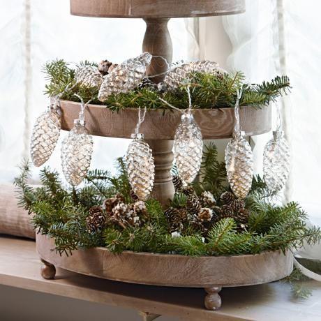 Neuheiten Weihnachtsbeleuchtung.Lichterkette Maidallion Gesehen Auf Loberon De Just Christmas