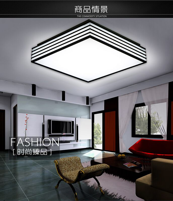 Resultado de imagen para lamparas led de techo modernas | outfits ...