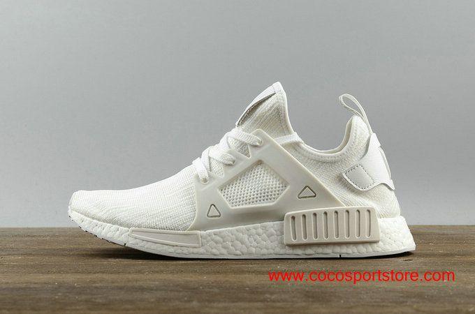 8c8100e693d97 NMD 1.5 Adidas NMD XR1 BB1967 All White Men s Originals  75.00 ...