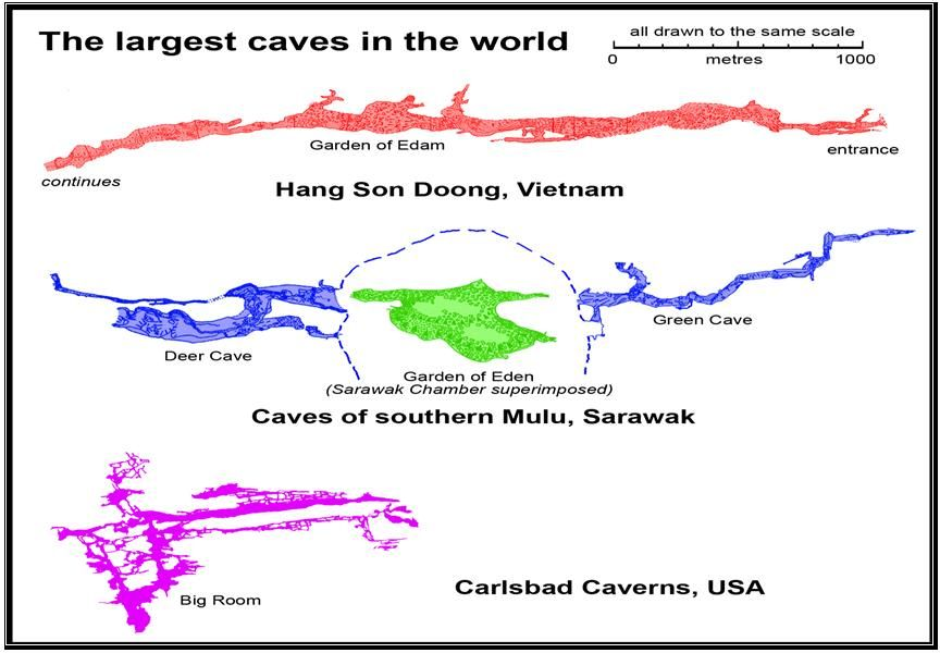 Hang Son Doong Map - I have been in the Carlsbad Caverns and the ...