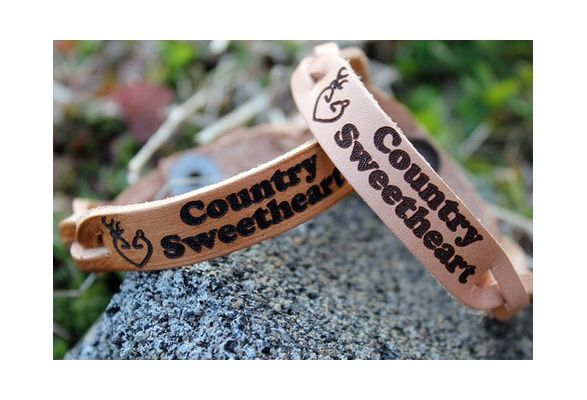Browning Country Sweetheart Bracelet