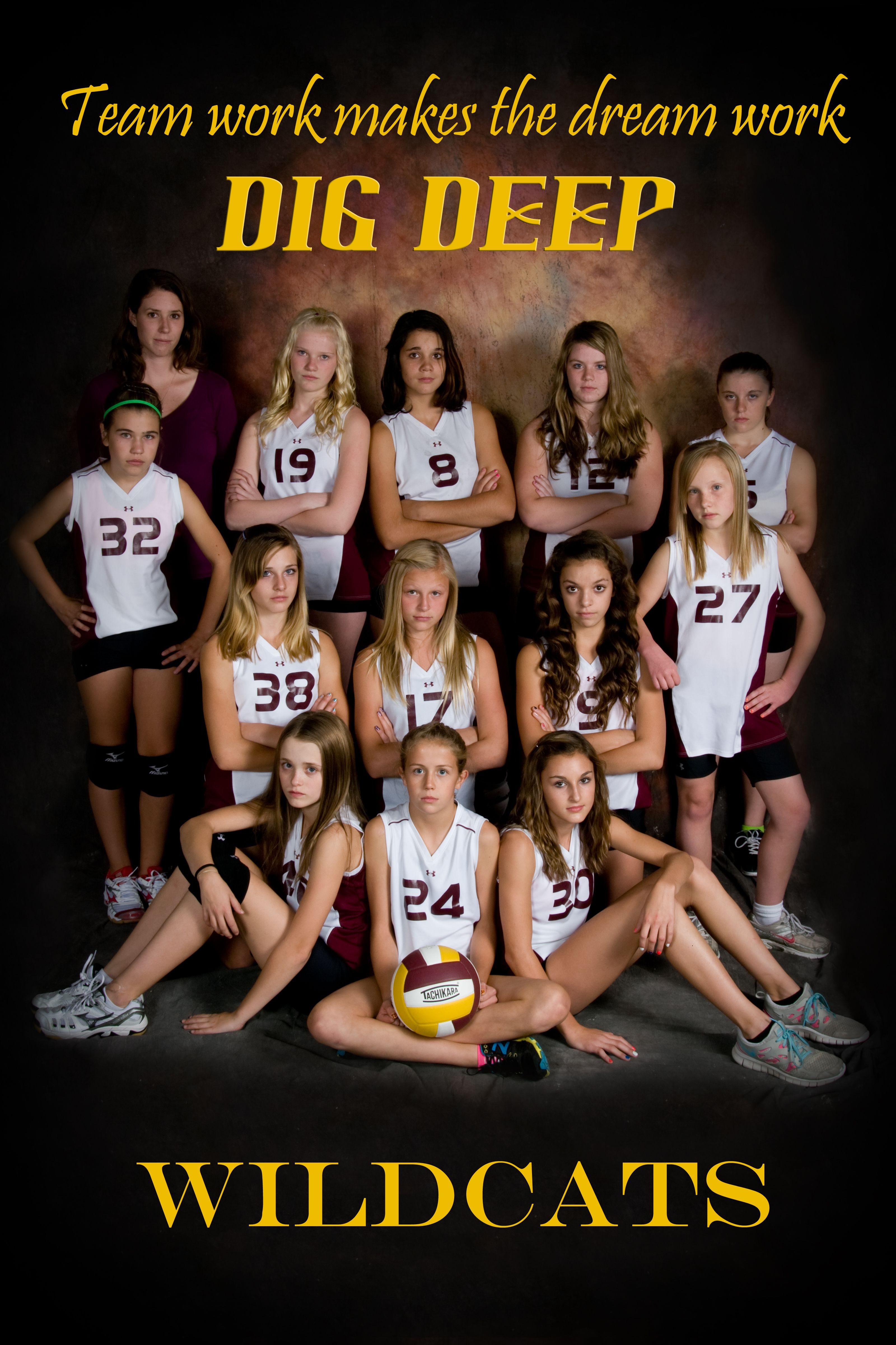 Volleyball Posters Printed These 4x6 And Put On The Girls Lockers Before The Game Embellis Volleyball Photography Volleyball Team Pictures Volleyball Photos