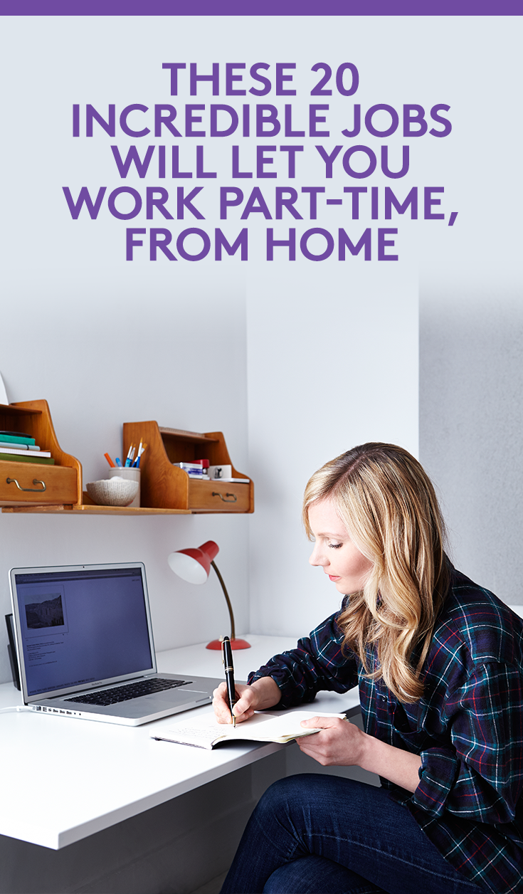 These 20 Companies Are Hiring The Most Part Time Work From Home