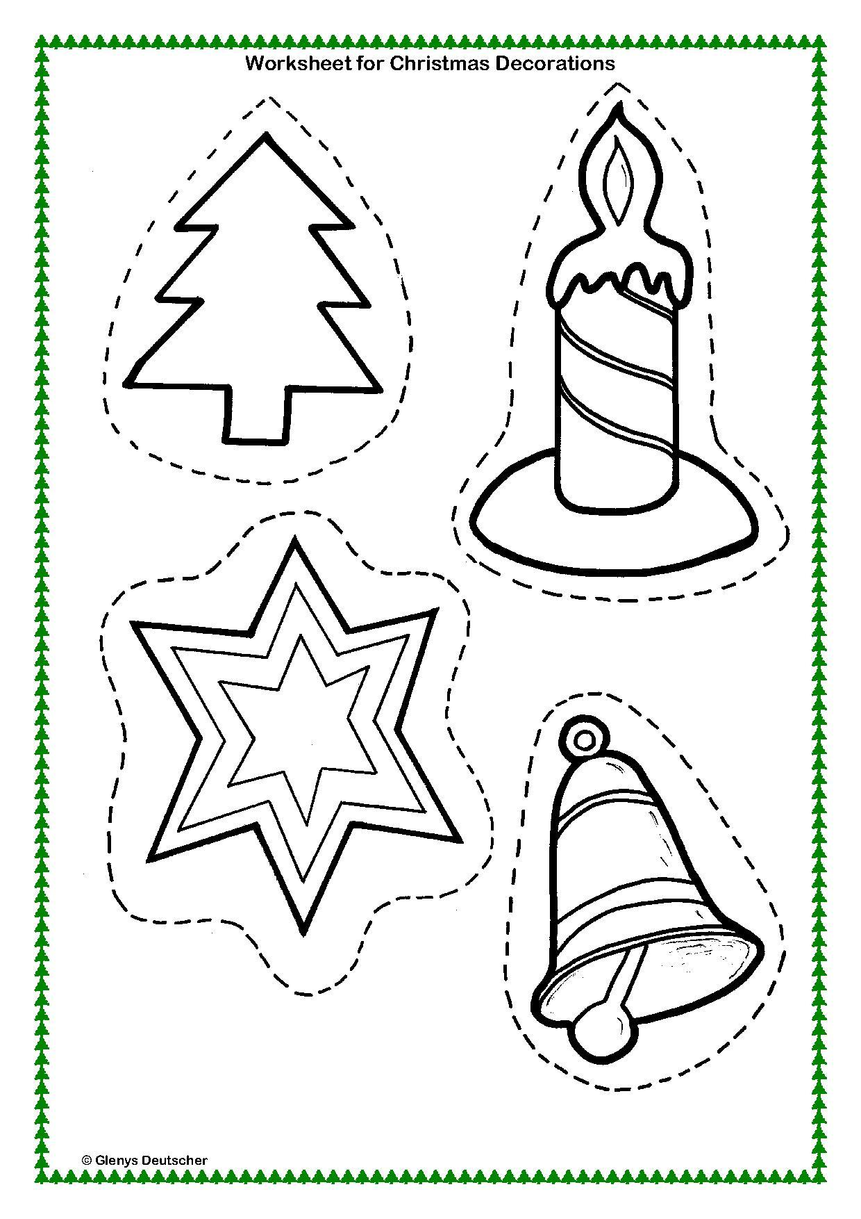 Free Printable Arts And Crafts Worksheets