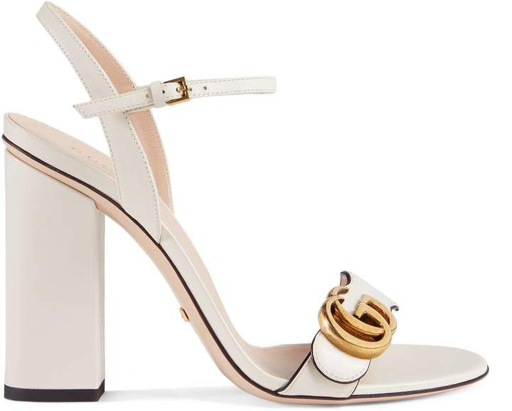 3160247e2ba Shop for Leather sandal by Gucci at ShopStyle.com