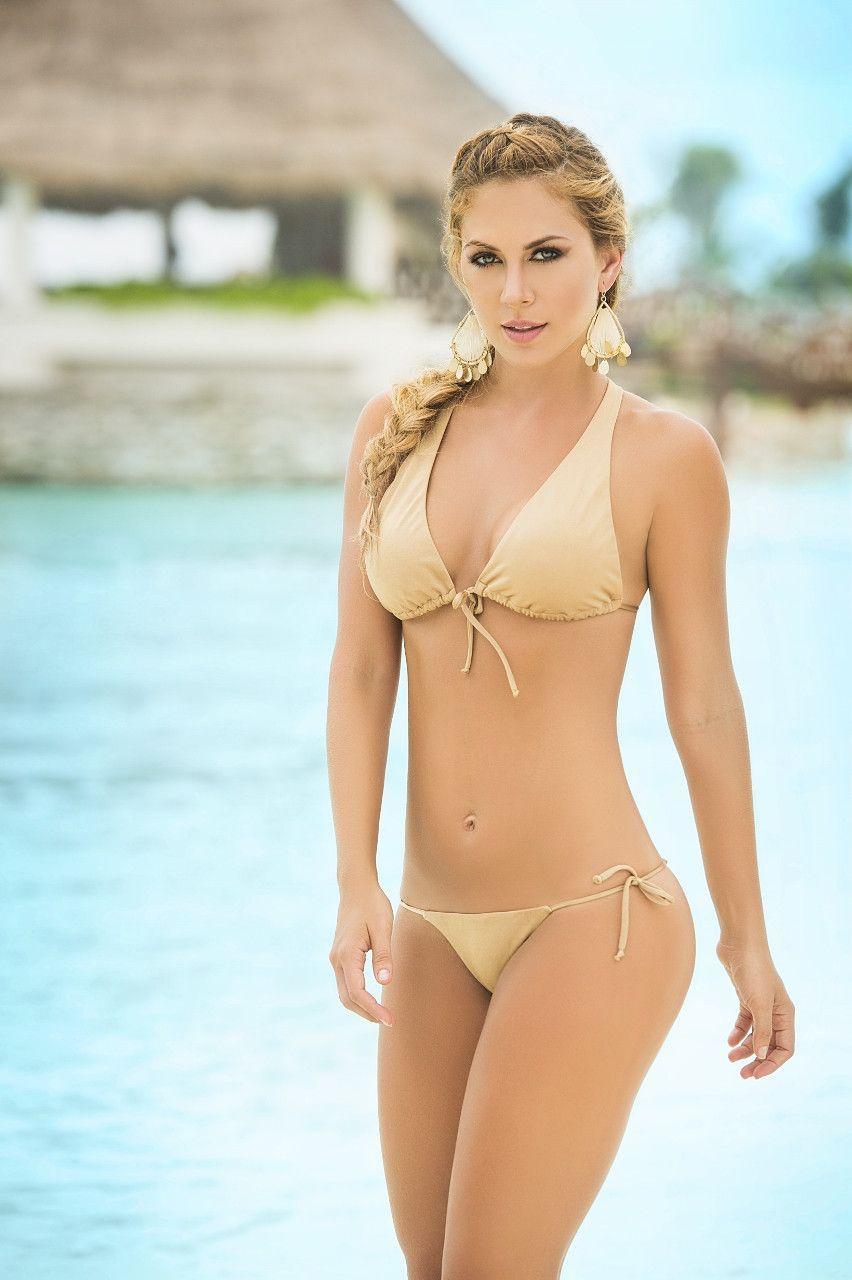 31bdb02ddd311 Bringing Sexy Back Bikini from PIRATA COUTURE | Lina Posada ...