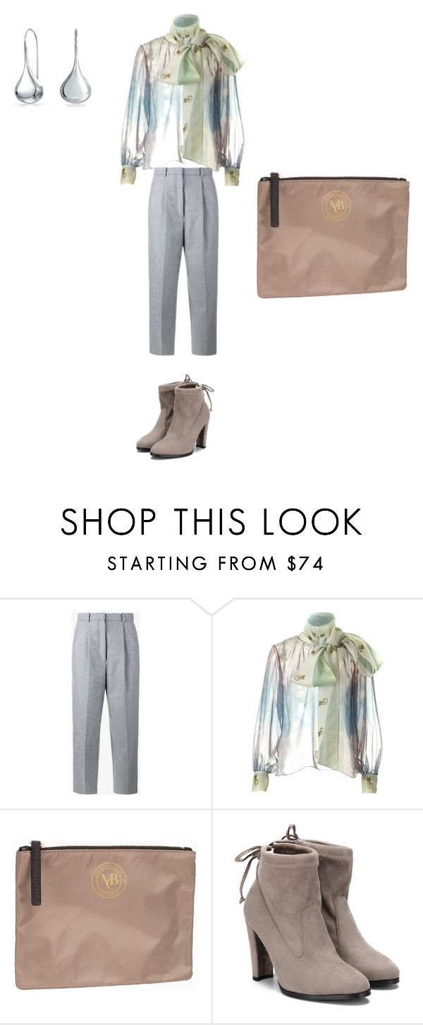 """Glass"" by amory-eyre ❤ liked on Polyvore featuring Acne Studios, Supersweet, By Malene Birger and Bling Jewelry"