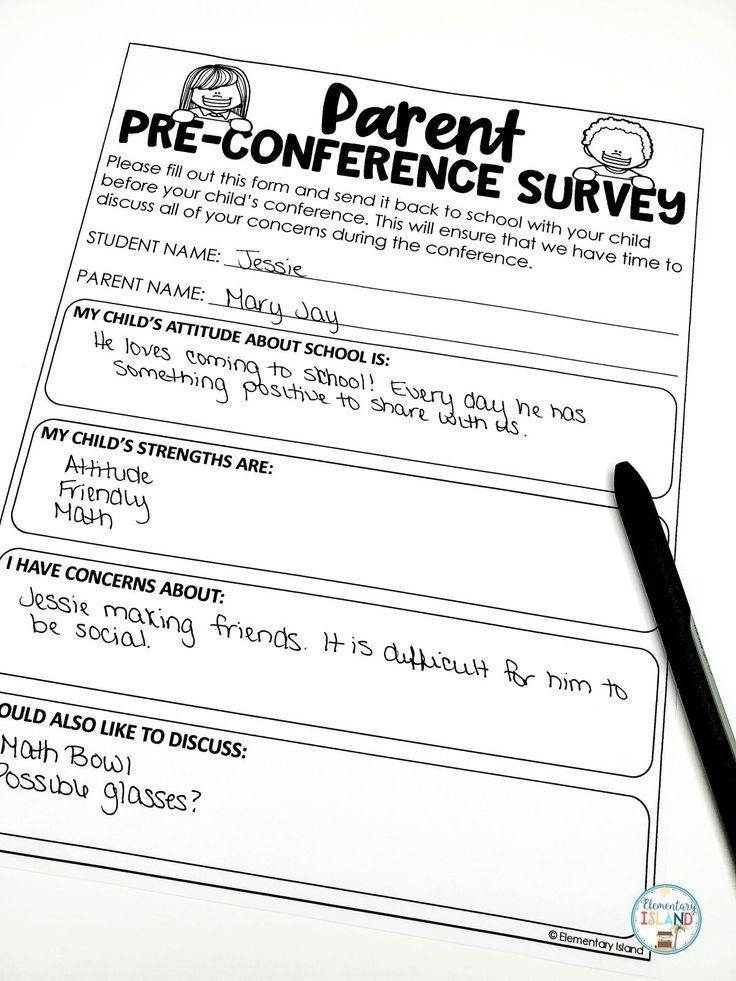 How to Have Successful Parent Teacher Conferences