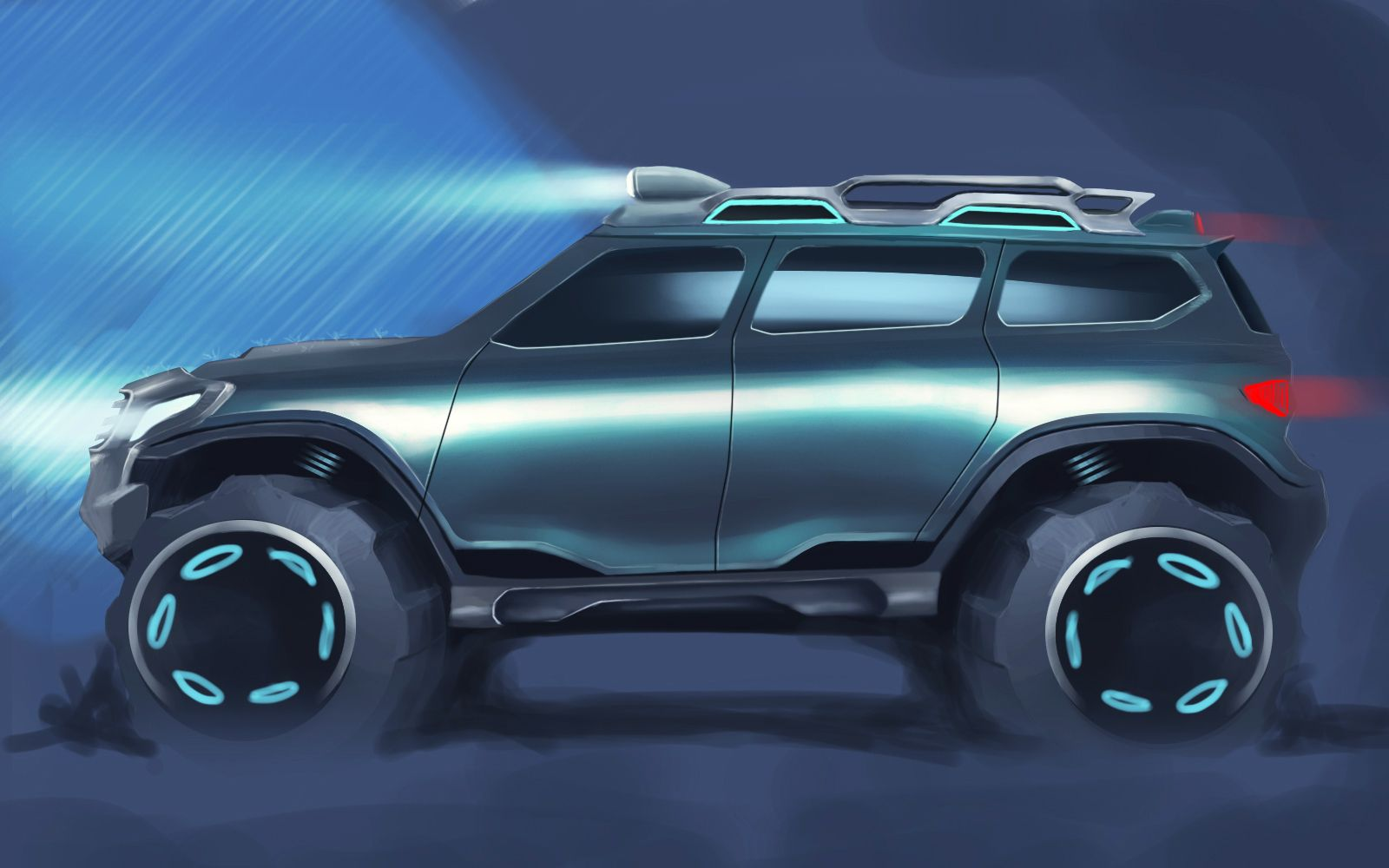 concept suv future car sketch pinterest sketches car sketch and cars. Black Bedroom Furniture Sets. Home Design Ideas