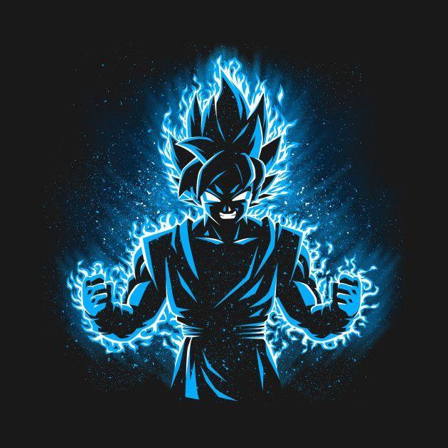 Awesome 'Saiyan+Blue' design on TeePublic! - Visit now for 3D Dragon Ball Z compression shirts now on sale! #dragonball #dbz #dragonballsuper