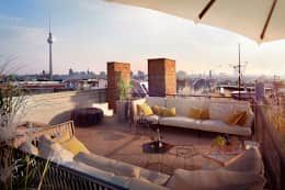 Dachterrassen Berlin dachterrasse gestalten so geht s dachterrassen berlin mitte