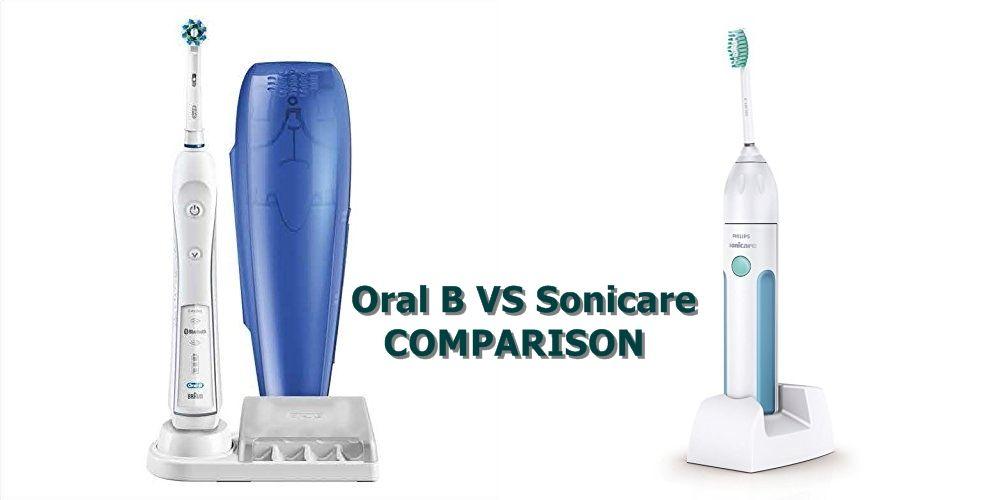 Oral B Triumph Vs Sonicare