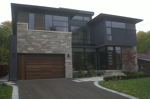 Fiberglass Custom Garage Doors Installed By Windows And Doors