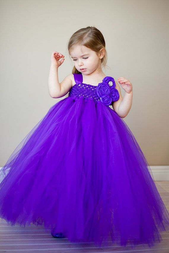 flower girl dress! I love how bright this is | Wedding | Pinterest ...