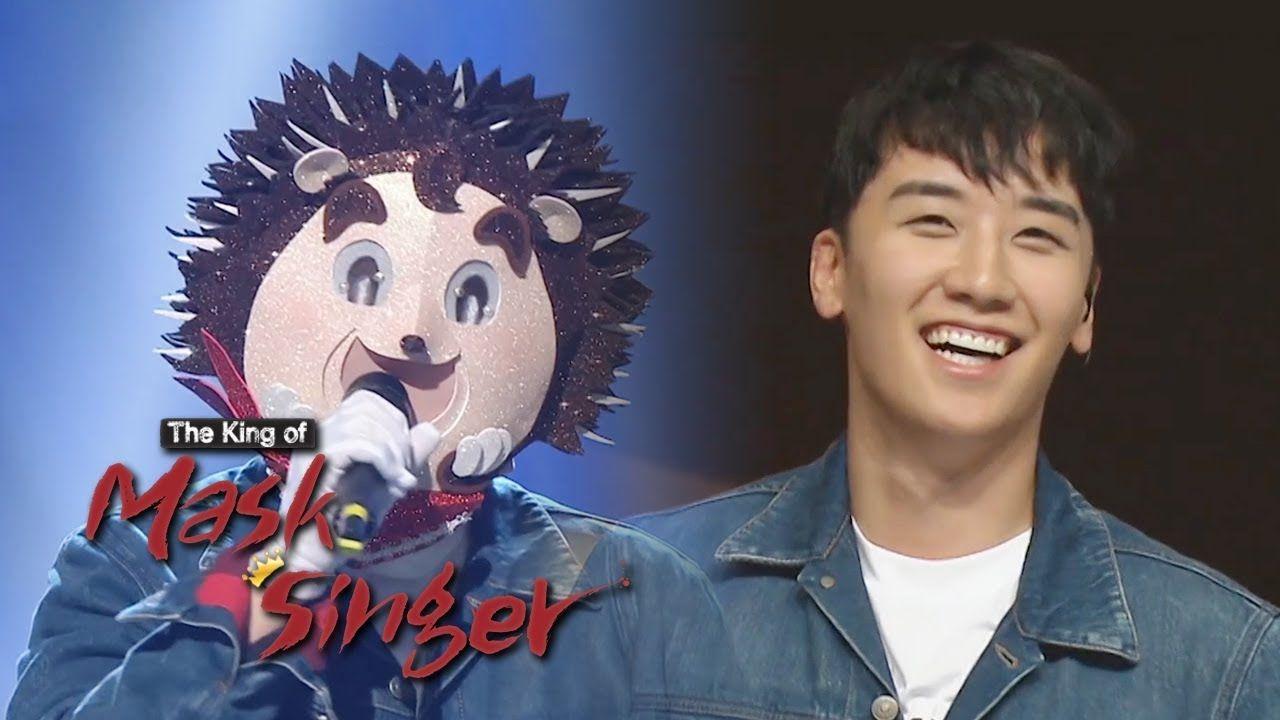 Seung Ri Pinocchio Roy Kim The King Of Mask Singer Ep 164 Kpop Seungri Bigbang Seungri Roy Kim Bigbang