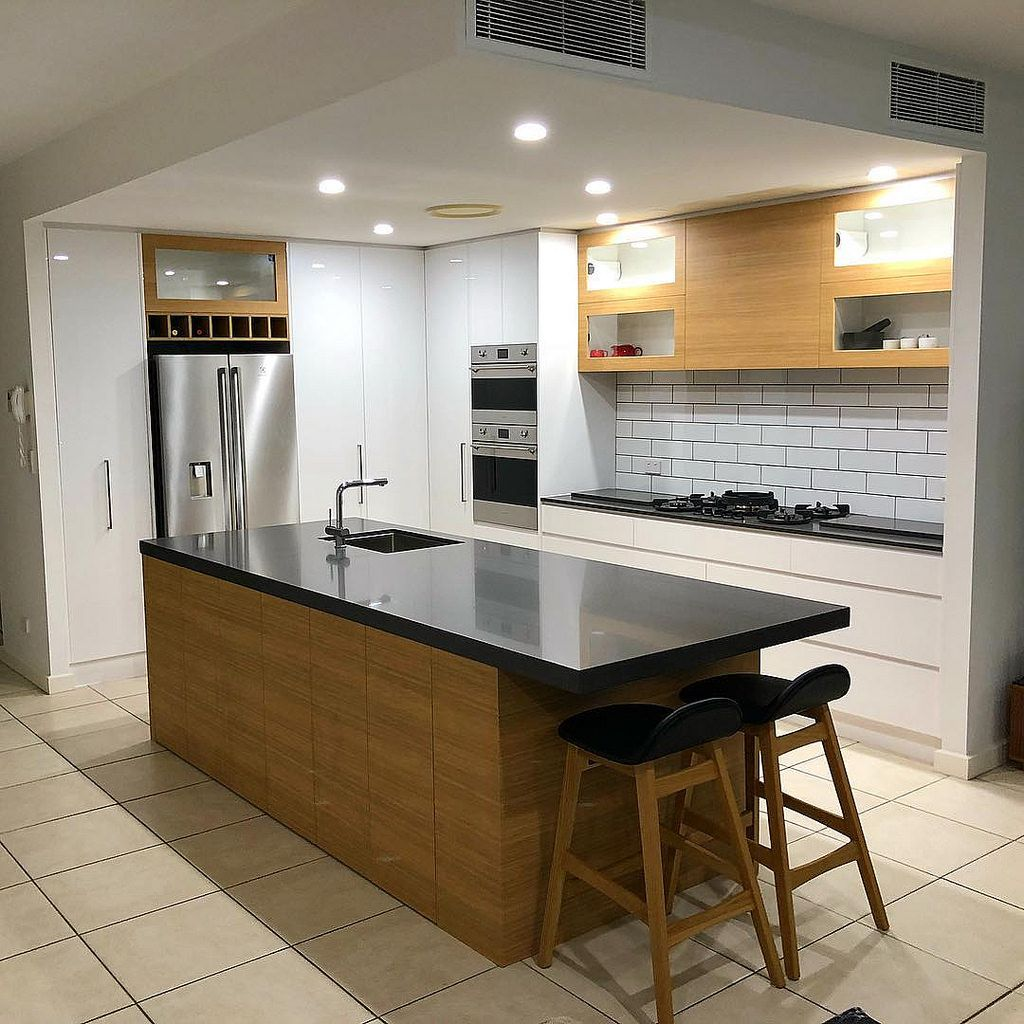 Best Kitchen Gold Coast BJF Joinery PTY LTD (With images
