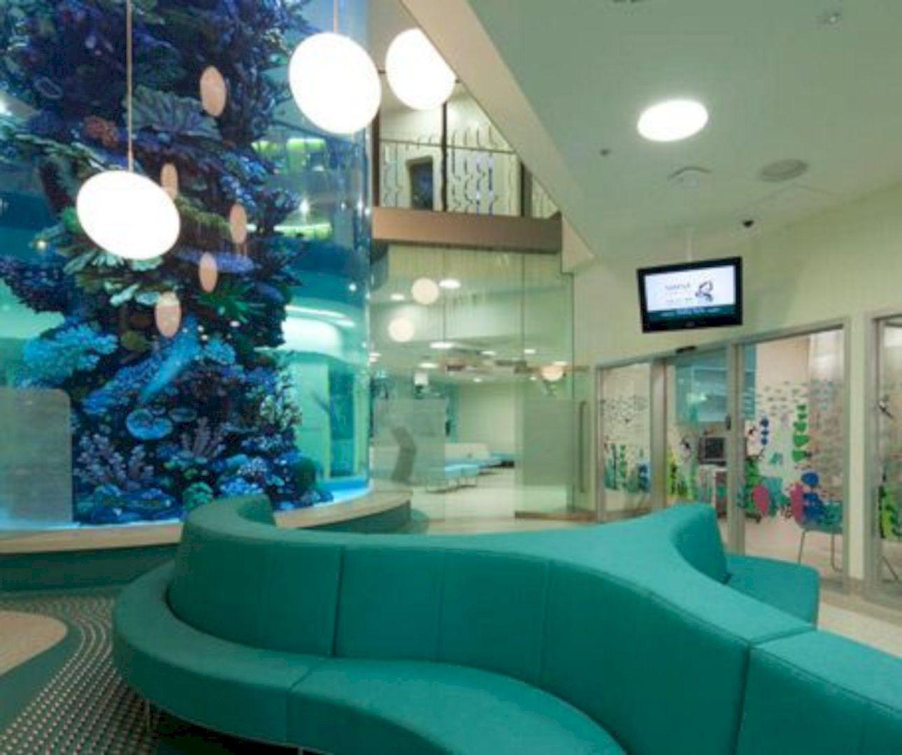 17 Interior Design Ideas to Make a Dental Clinic Less