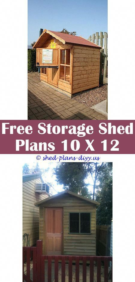 Playhouse Garden Shed Plans Free Standing Shed Plans 32x32 Shed