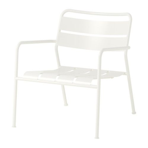ROXÖ Armchair IKEA The Materials In This Outdoor Furniture Require No  Maintenance. Saves Space When Stored.