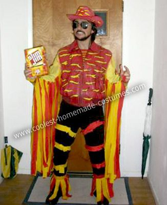 49e70cf4b9b9 Homemade Macho Man Randy Savage Costume  About two months ago I was having  a particularly