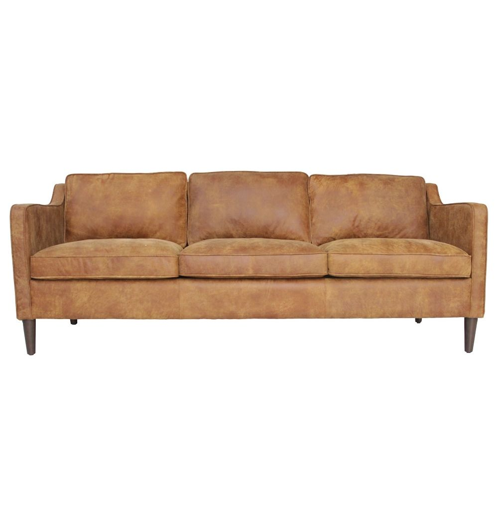 The matt blatt norse 3 seater sofa leather matt blatt for 3 seater sofa