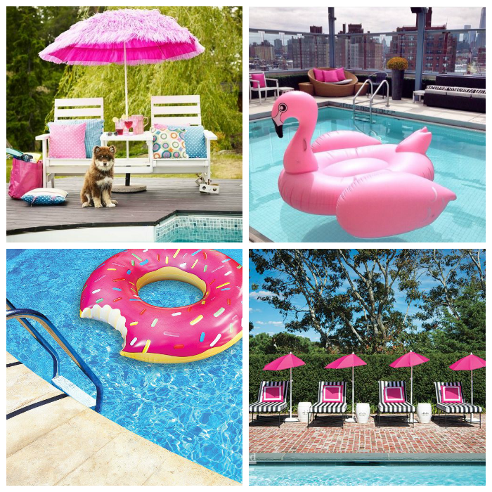 Guide to throwing the perfect pool party laysla e yeda for Piscina koala cumpleanos