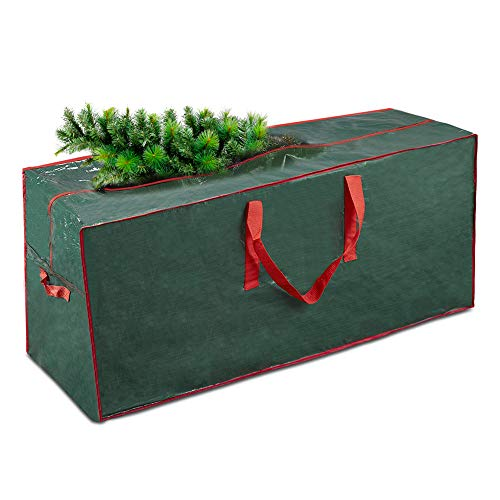 Function Propik Tree Storage Luggage Are Spacious Each Measure 45 X 15 X 20 Its Massive Sufficient To Retailer Tree Storage Bag Holiday Storage Bag Storage