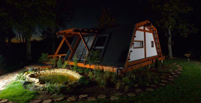 Cómo construir una casa ecológica y autosuficiente | Pinterest ...