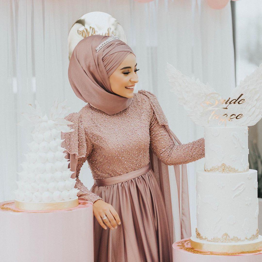 "Photo of CENNET ÜSTÜN 🌸 on Instagram: ""Bride Tuğçe 🧡"""