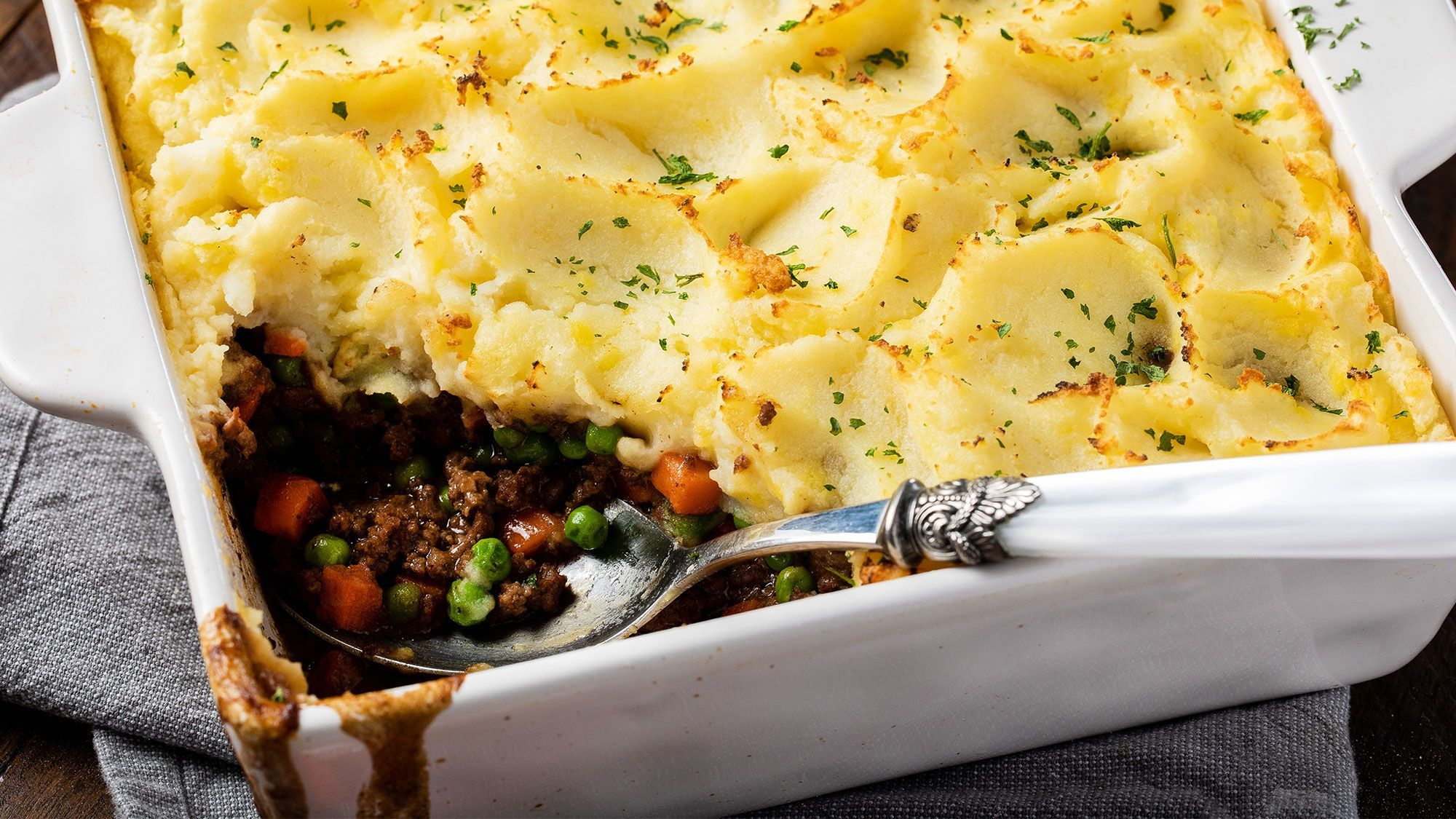 Shepherd's Pie #shepardspie