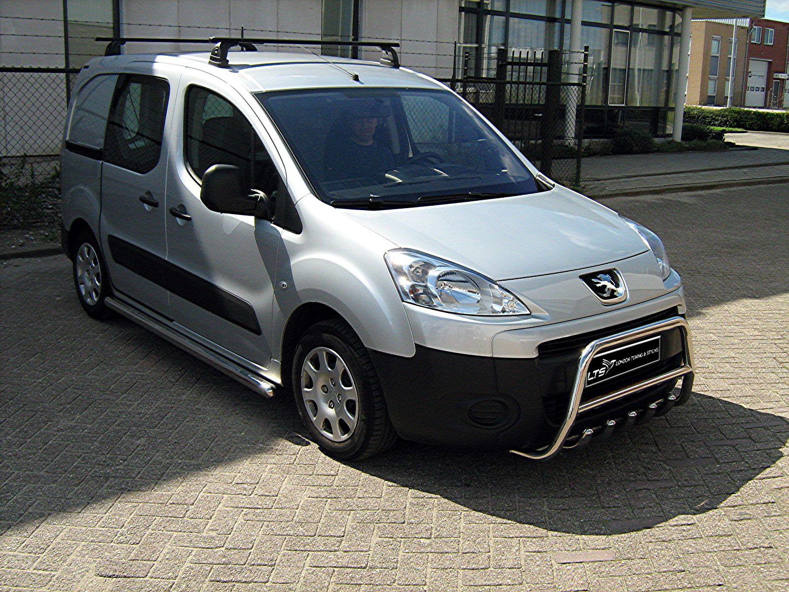 Details About Citroen Berlingo Peugeot Partner Chrome Axle