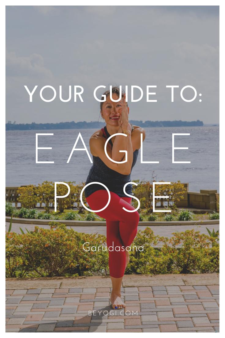Eagle Pose - Garudasana | Eagle pose, Poses, Yoga anatomy