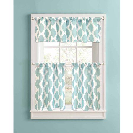 3e8bb787ae9fa99ceded3279f6481525 - Better Homes And Gardens Ivy Kitchen Curtain Set