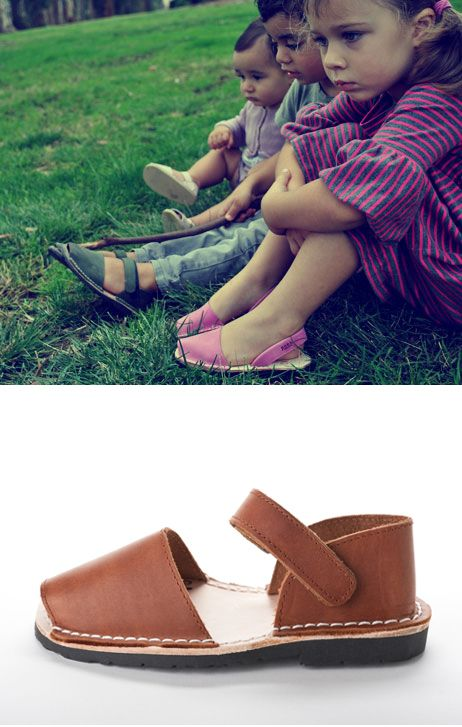 avarcas spanish sandals   Baby kids
