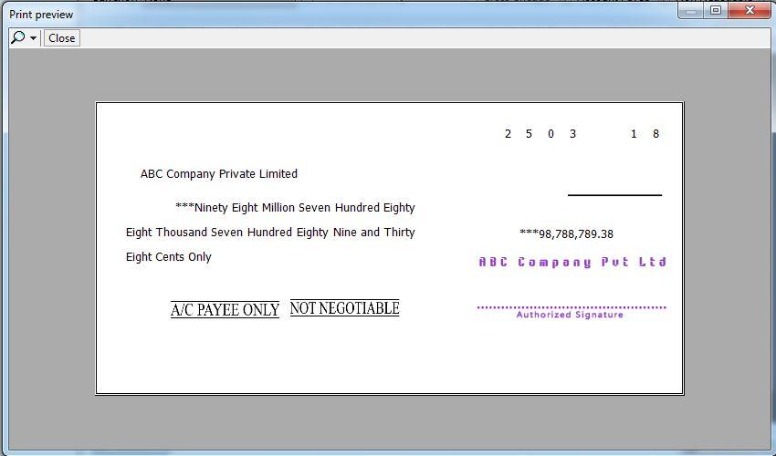 Money Leaf Cheque Writer Software C Writing Software Printing Software Writer