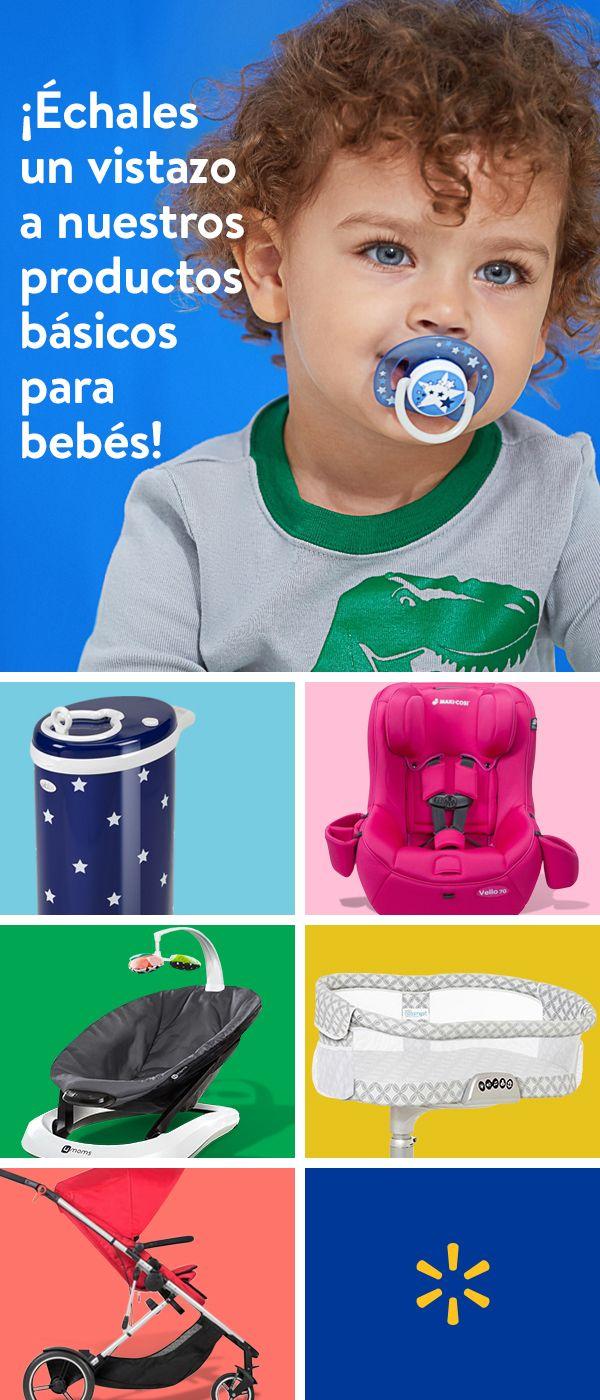 En Walmart encontrarás todo lo que necesitas para ti y tu bebé ...