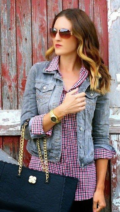 Fashion Should Be Fun: My Fav Plaid Looks from my Fav Bloggers!