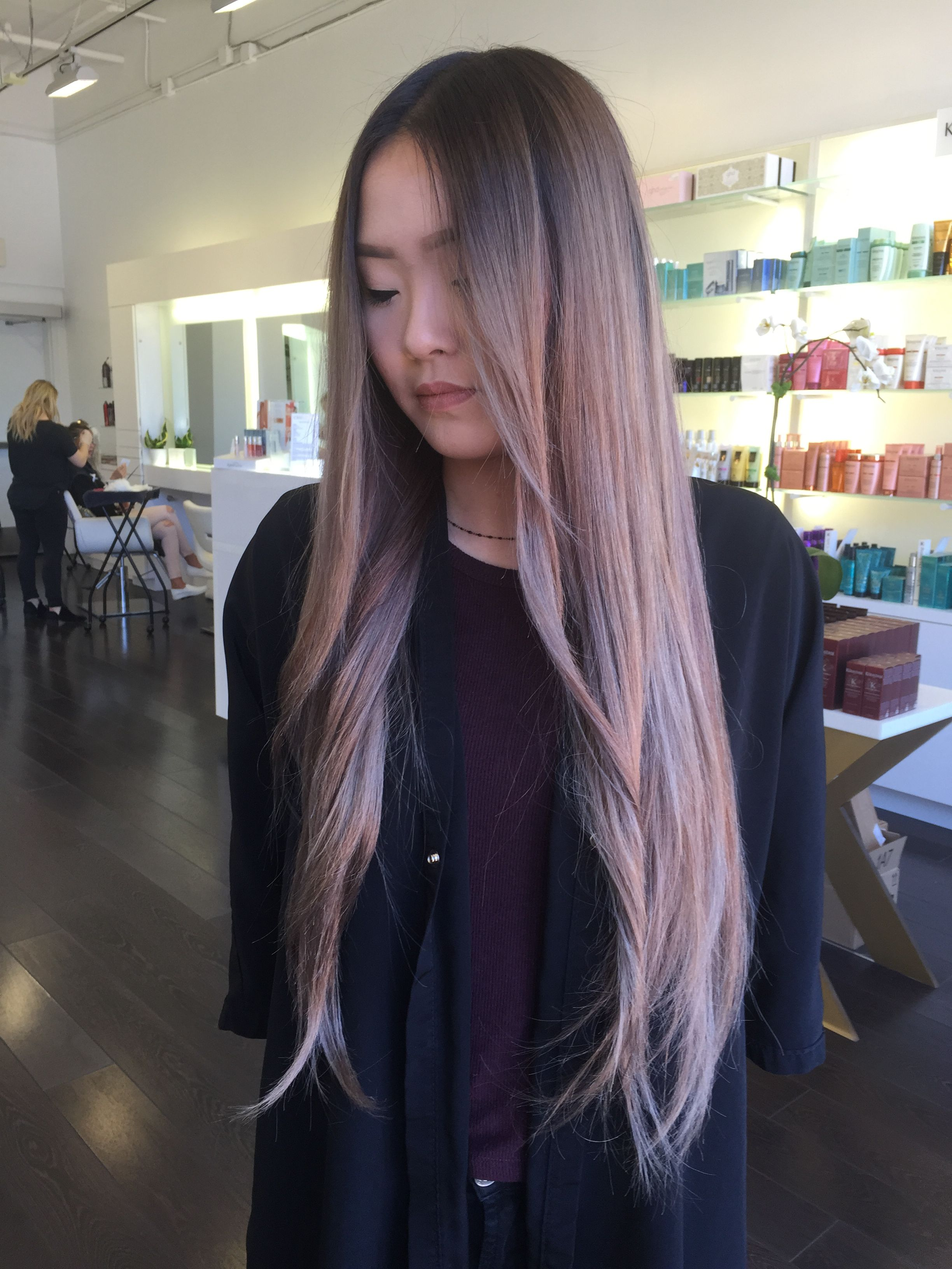 Asian hair colors Hair Styles Shapes & Colors