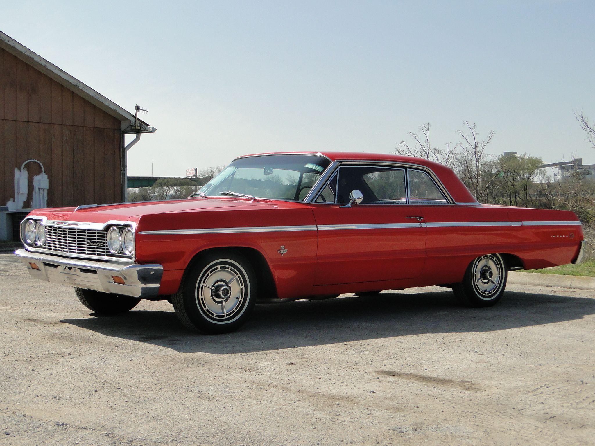 1964 Chevy Impala Autos
