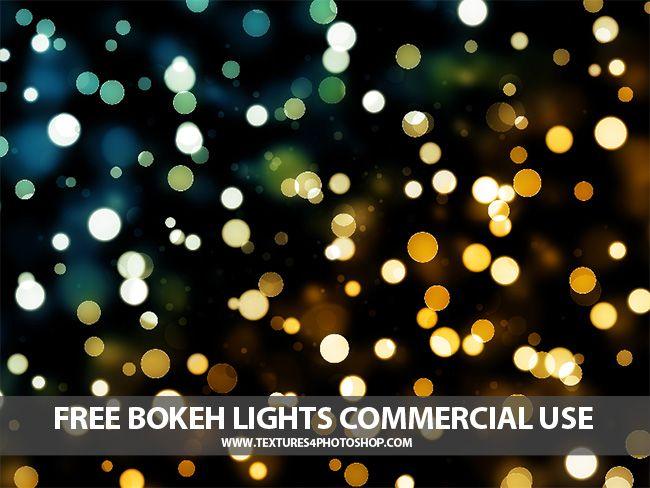 Bokeh Lights Textures for Free   zajímavé tipy   Bokeh ...