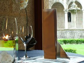 Monasterio San Clodio Restaurante