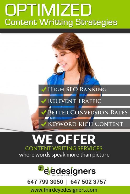 Writing services brampton