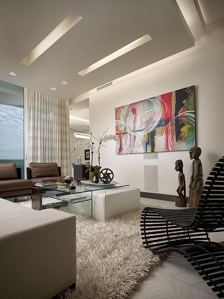 KIS Interior Design by Guimar Urbina | arte abstracto | Pinterest