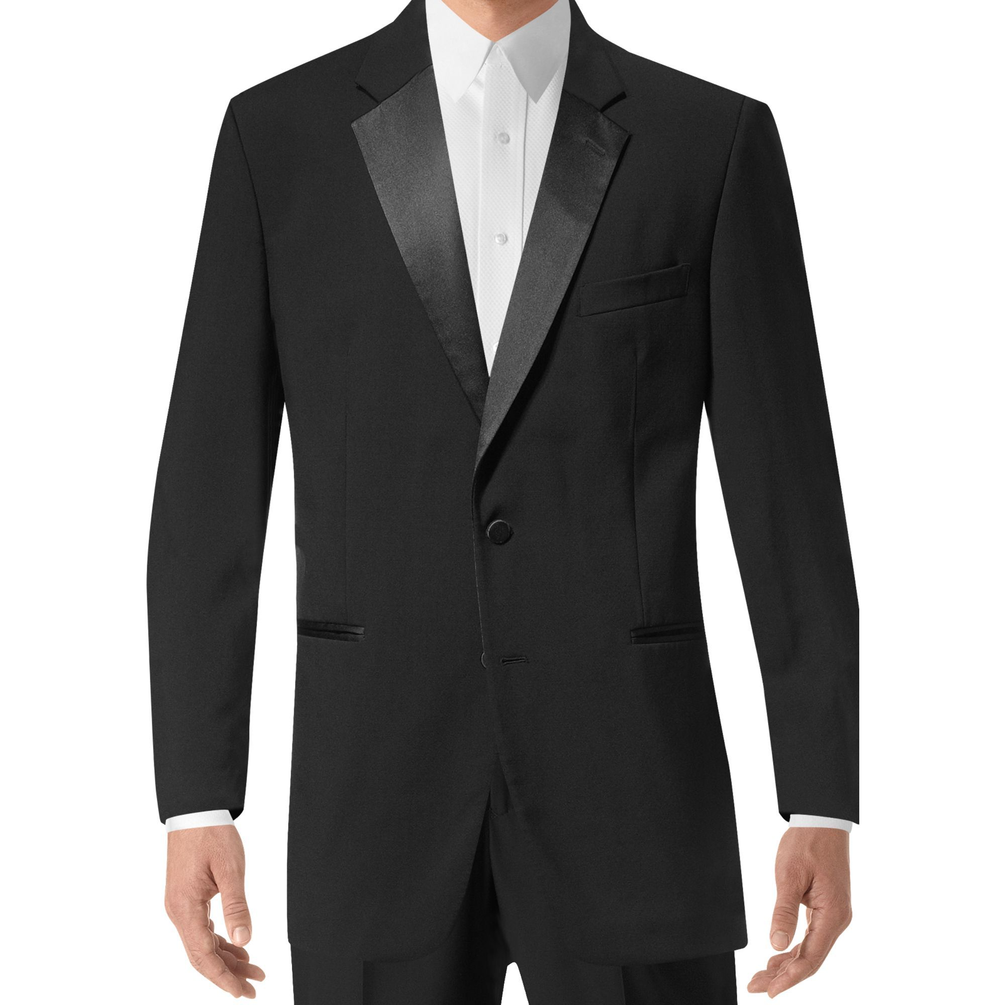 BLACK By Vera Wang Black Notch Lapel Tux (With images