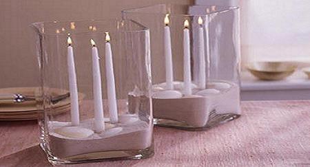 Decora tu hogar con estos candelabros de estilo natural