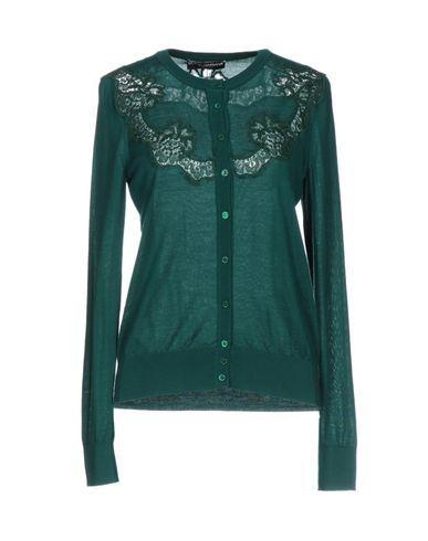 DOLCE & GABBANA Women's Cardigan Green 4 US