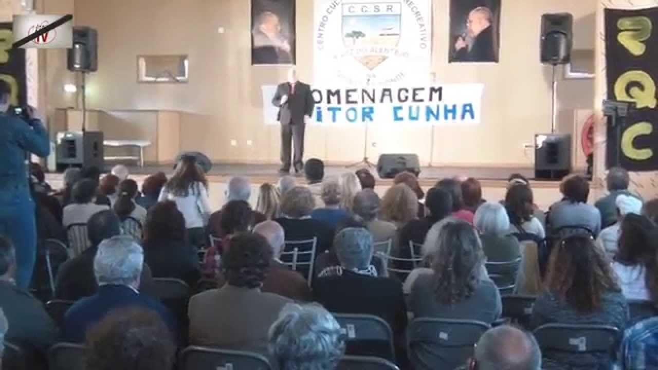 Festa De Homenagem A Vitor Cunha Radio Quinta Do Conde Parte I