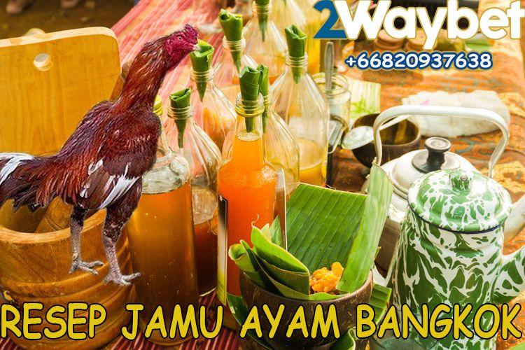 Resep Jamu Untuk Ayam Bangkok Ayam Ikan Beri