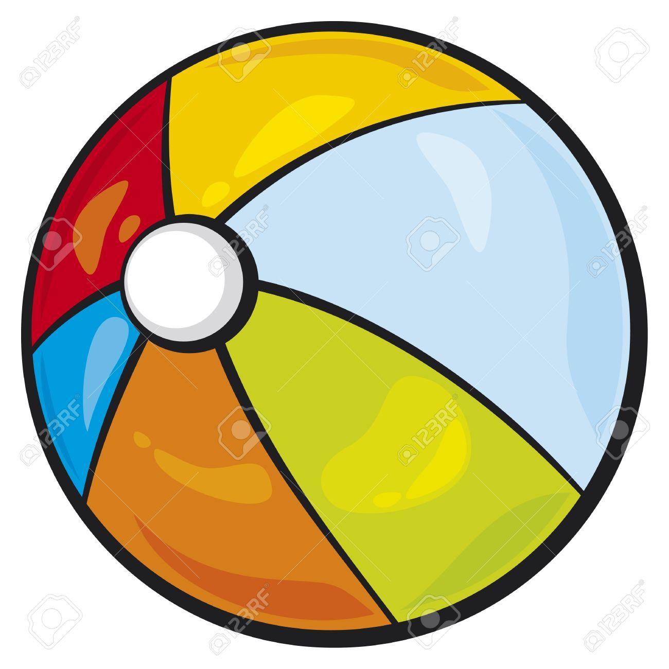 Resultado de imagen para dibujo de pelota | Pelota de playa ...