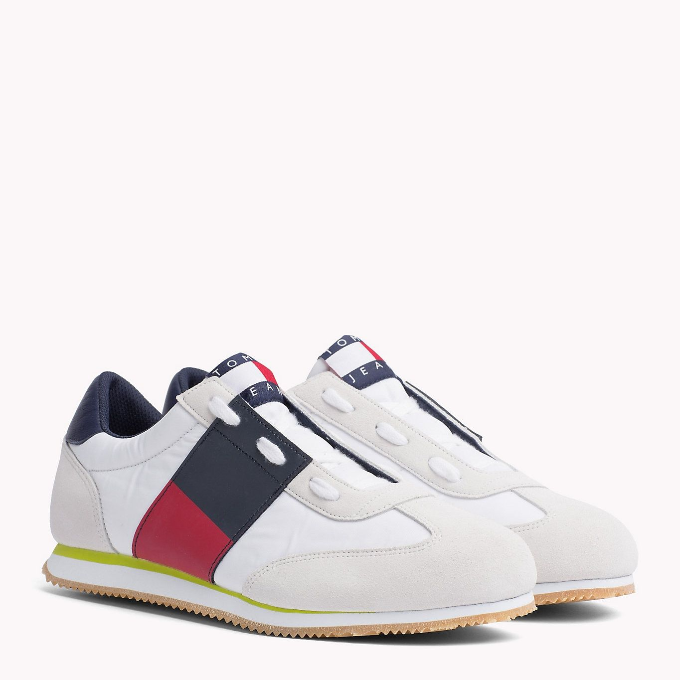 Mens trainers, Tommy hilfiger